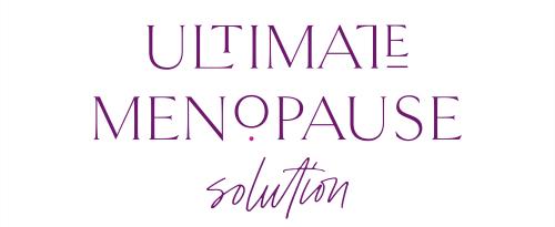 Ultimate Menopause Solution