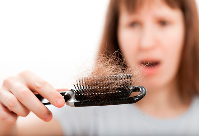 EP #9: Beware the hair loss : It's telling the state of your health